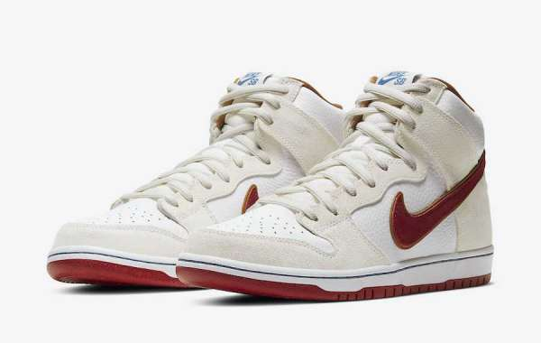 "Do You Need The Nike SB Dunk High ""Team Crimson"" CV9499-100"