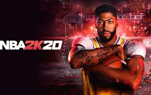 NBA 2k20 is actually fucking great