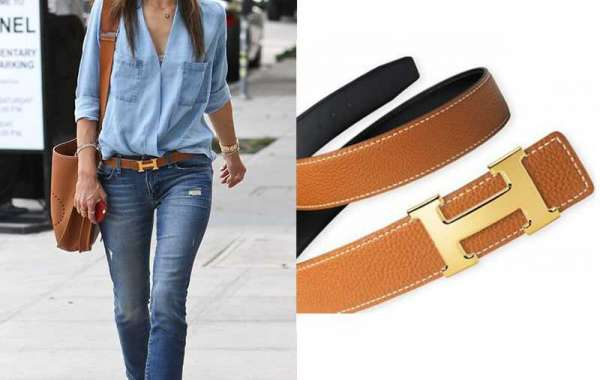 2020 Togo Leather Belt to Women Where Find Them Online