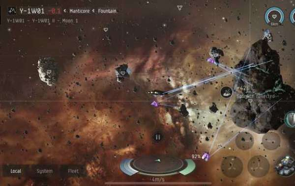 EVE Online's main trade route is cut off by aliens